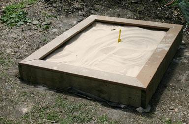 New sandbox.