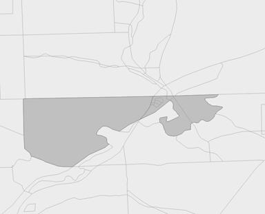 McLean hamlet census blocks