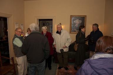 DTHS trustees celebrate