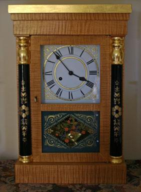 A W. S. Daisy clock