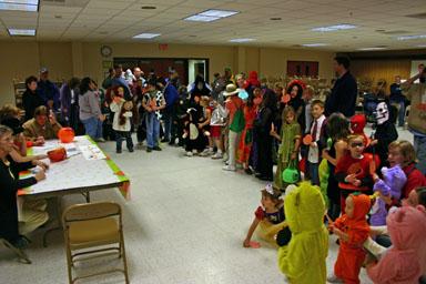 Judging costumes