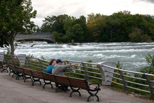 Niagara River.