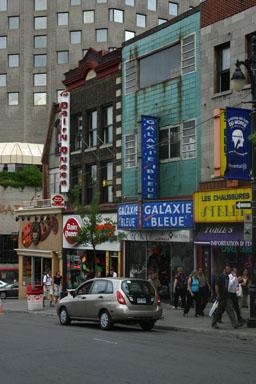 Ste-Catherine Street