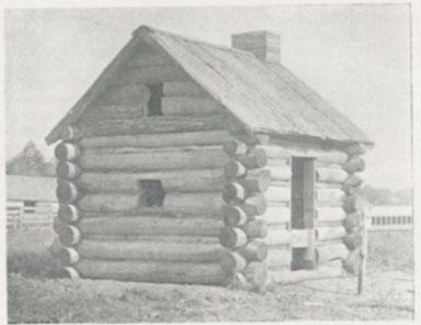 Amos Sweet's Cabin