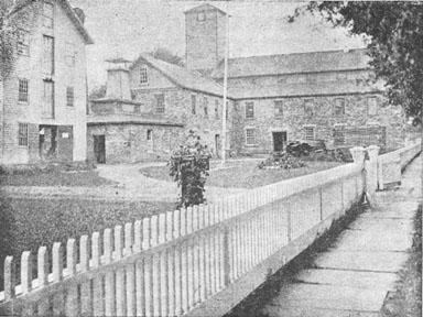 Dryden Woolen Mill
