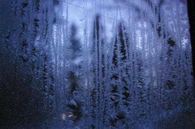 Frozen start.