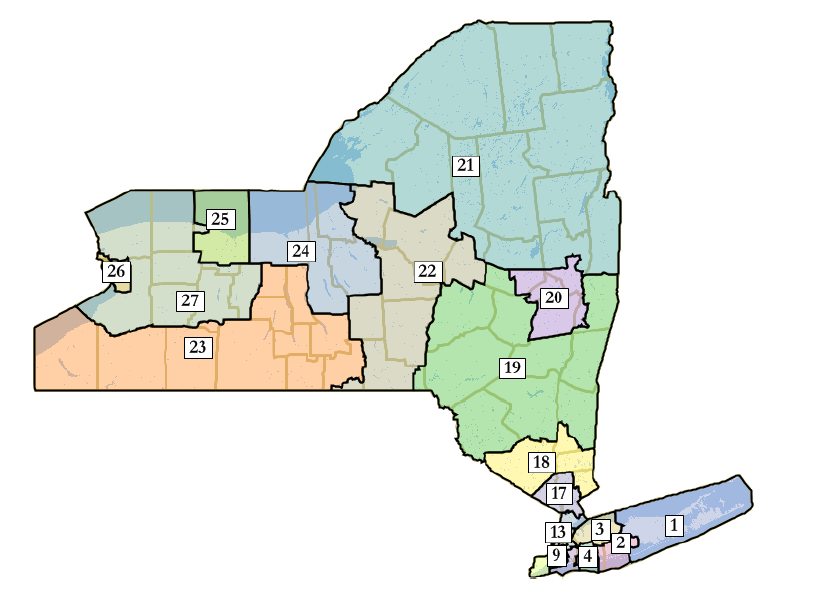 Map Of New York District Courts.Living In Dryden Special Master S Maps