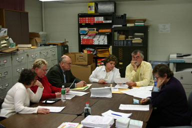 Examining a village election affidavit ballot