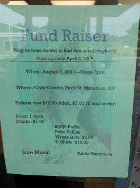 Fundraiser for Bethany Dougherty