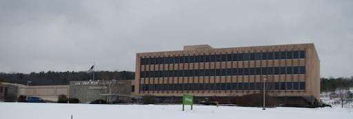 NYSEG building