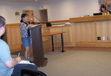 In Shik Lee presents for the Dryden Youth Commission